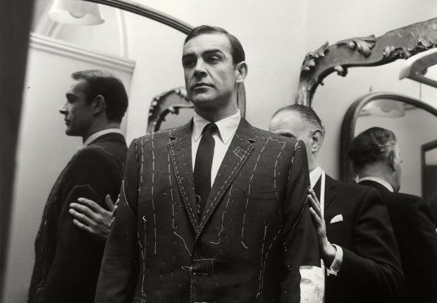 Sean Connery - 50 años de James Bond: Desde Sean Connery a Daniel Craig