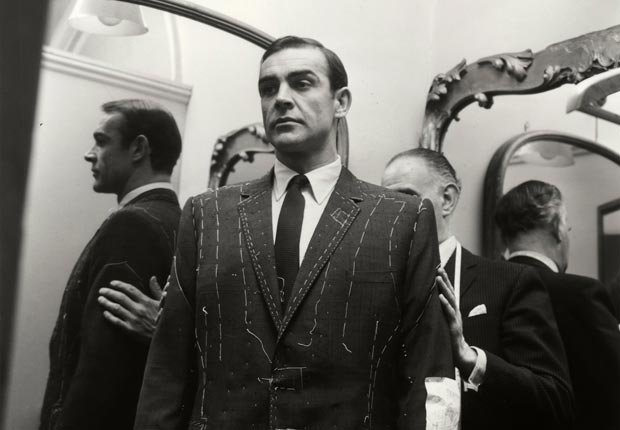 Sean Connery - 50 años de James Bond: Desde Sean Connery a Daniel Craig