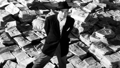 Una escena de Ciudadano Kane, una de las 21 películas clásicas para ver.