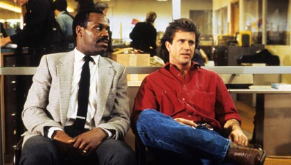 Lethal Weapon is one of the 20 most essential films for people over 50 +