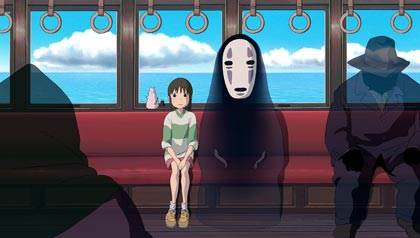 Spirited Away is one of the 20 most essential films for people over 50+