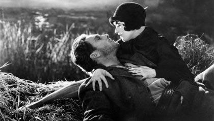 Sunrise, A song of Two Humans es una de las 20 películas esenciales para las personas mayores de 50 +