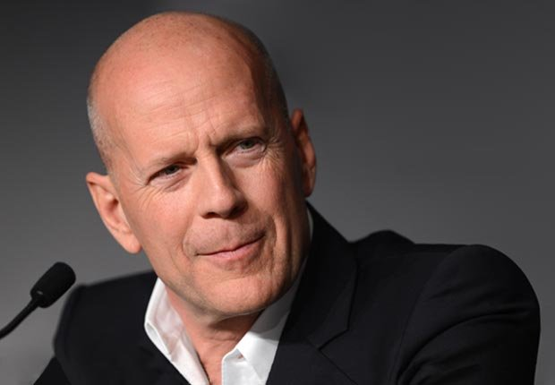 US actor Bruce Willis attends the press conference of Moonrise Kingdom at the 65th Cannes film festival on May 16, 2012 in Cannes.