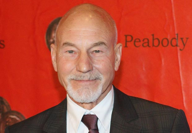 Actress Patrick Stewart attends the 70th Annual Peabody Awards at The Waldorf Astoria on May 23, 2011 in New York City.