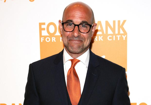 Actor Stanley Tucci at FOOD BANK FOR NEW YORK CITY 2012 Can-Do Awards held at Cipriani Wall Street