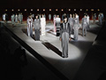 Marc Jacobs presented a bold, geometric Spring/Summer Collection 2013 during Fashion Week