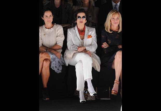 bianca-jagger-fashion-week