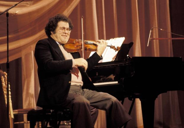 Itzhak Perlman's performing career has spanned over 50 years.