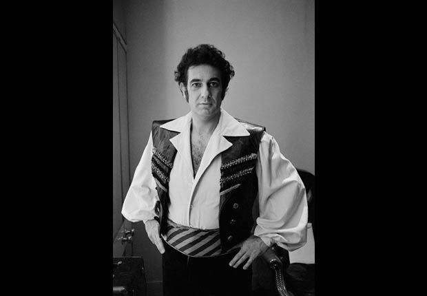 Placido Domingo, 1981.