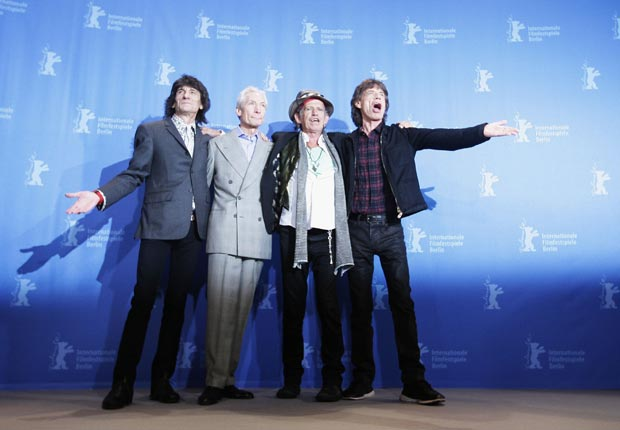 The Rolling Stones, 2008.  For the Power of 50/50 careers.