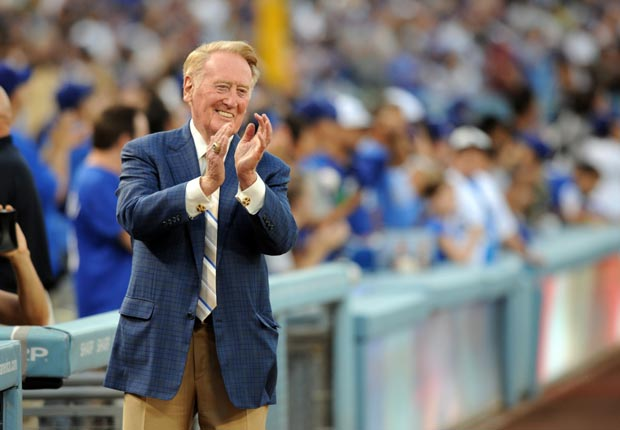 Vin Scully. For Careers spanning 50 years or more.