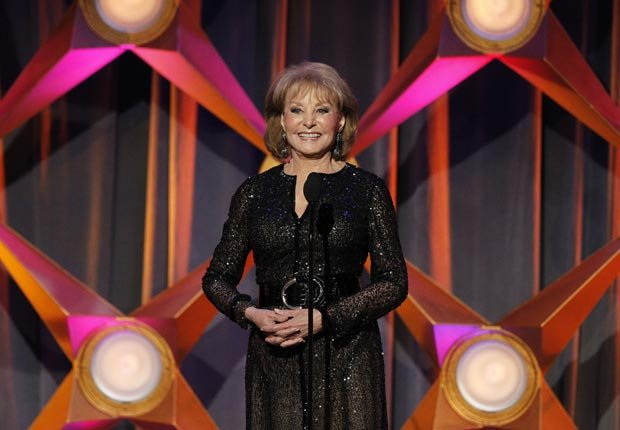 Barbara Walters has had a long career working in broadcast journalism. For people with 50 year long careers.