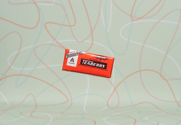Teaberry Gum.