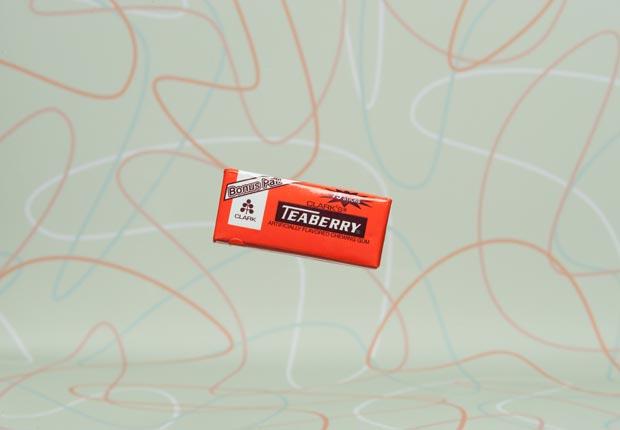 Teaberry Gum.