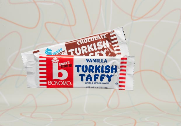 Turkish Taffy.