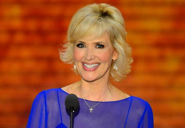 Actress and radio personality Janine Turner, December Birthday Milestone