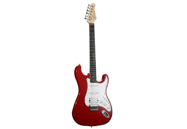 Guitarra eléctrica - Guía de Regalos Navideños