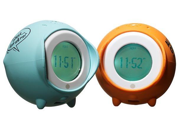 Reloj - Alarma - Guía de Regalos Navideños