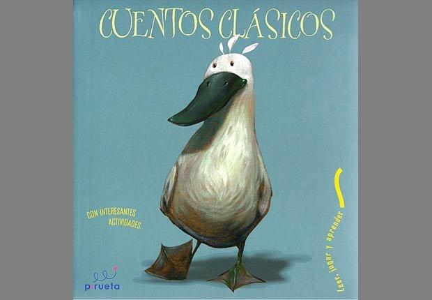 Cuentos clásicos - Libros infantiles para el verano