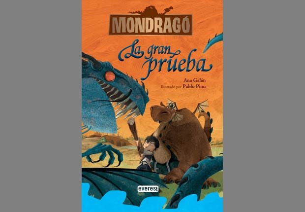 Mondrago - La gran prueba - Libros infantiles para el verano