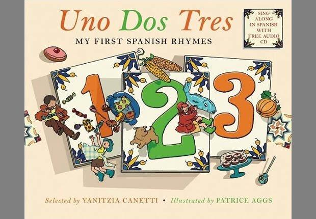 Uno dos tres - Libros infantiles para el verano