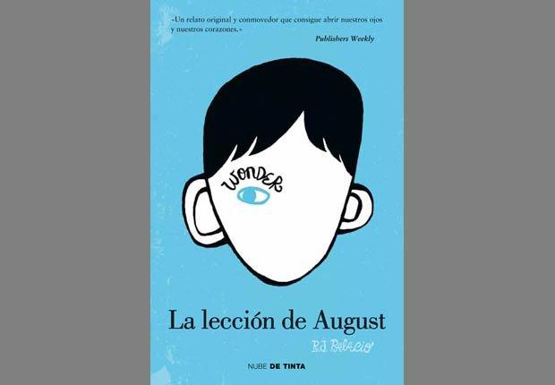 La lección de August - Libros infantiles para el verano