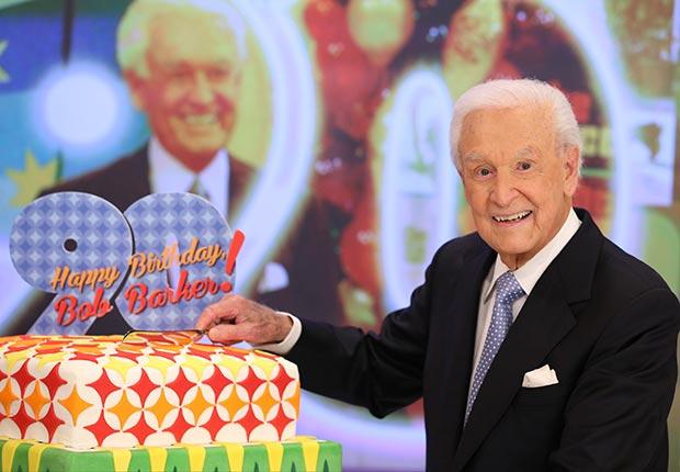 Bob Barker, 90. December Milestone Birthdays. (JB Lacroix/WireImage/Getty Image)