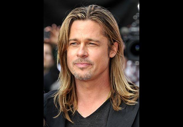 Brad Pitt cumple 50 años en diciembre.