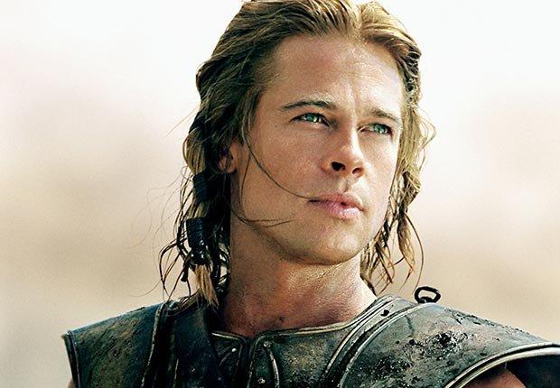 Troy - Brad Pitt cumple 50 años - Su carrera en imágenes