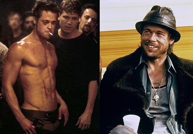 Fight Club - Brad Pitt cumple 50 años - Su carrera en imágenes