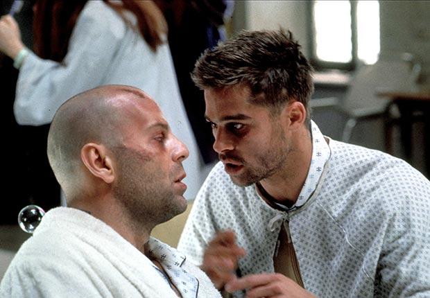 12 Monkeys - Brad Pitt cumple 50 años - Su carrera en imágenes
