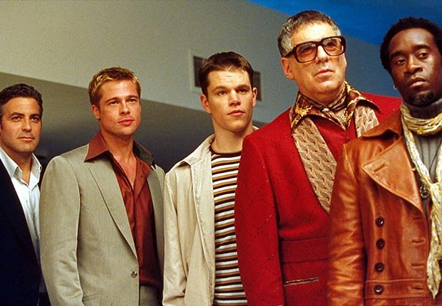 Ocean's Eleven - Brad Pitt cumple 50 años - Su carrera en imágenes