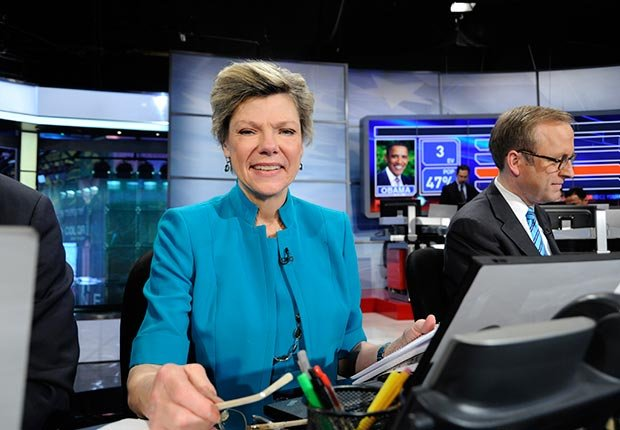 Cokie Roberts, 70. December Milestone Birthdays. (Donna Svennevik/ABC/Getty Images)