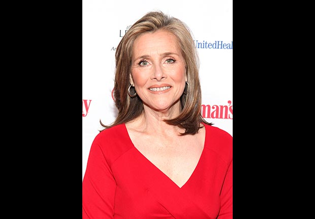 Meredith Vieira, 60. December Milestone Birthdays. (Roger Kisby/Getty Images)