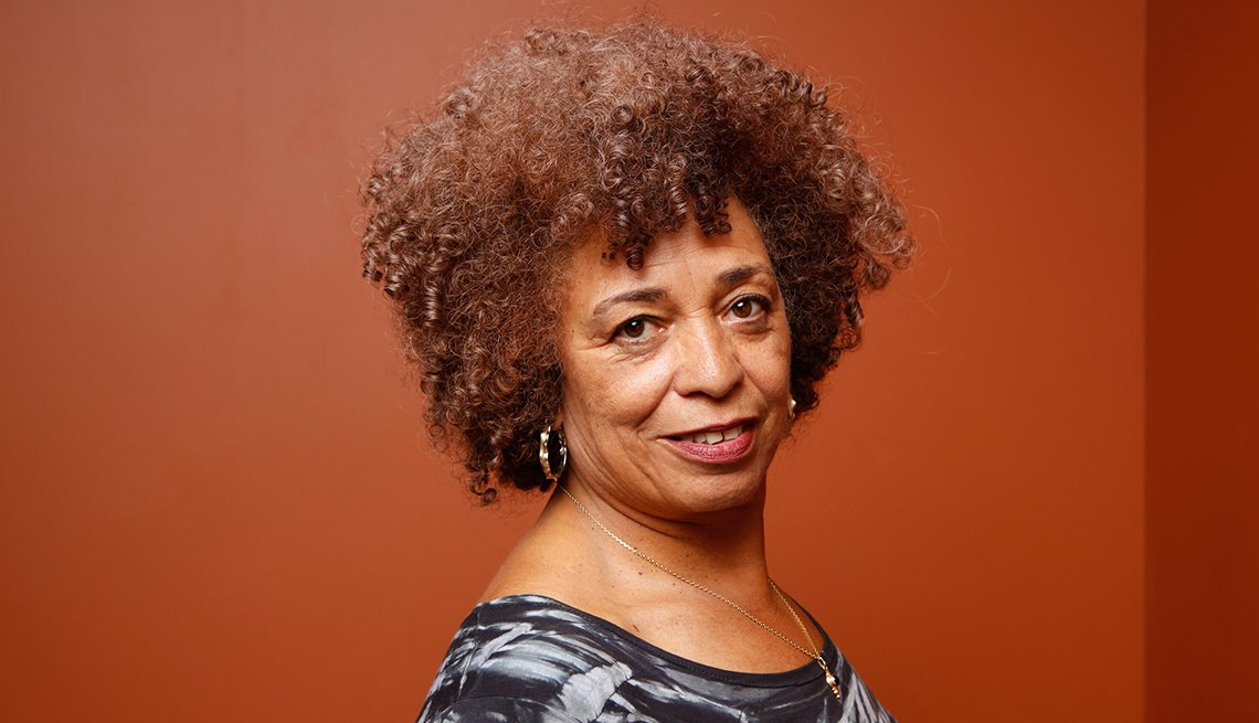 Angela Davis, Activist, 2014 January Celebrity Birthday Milestones