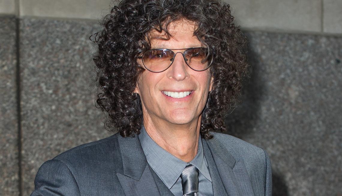 Howard Stern, Radio Jockey, January 2014 Celebrity Birthday Milestones
