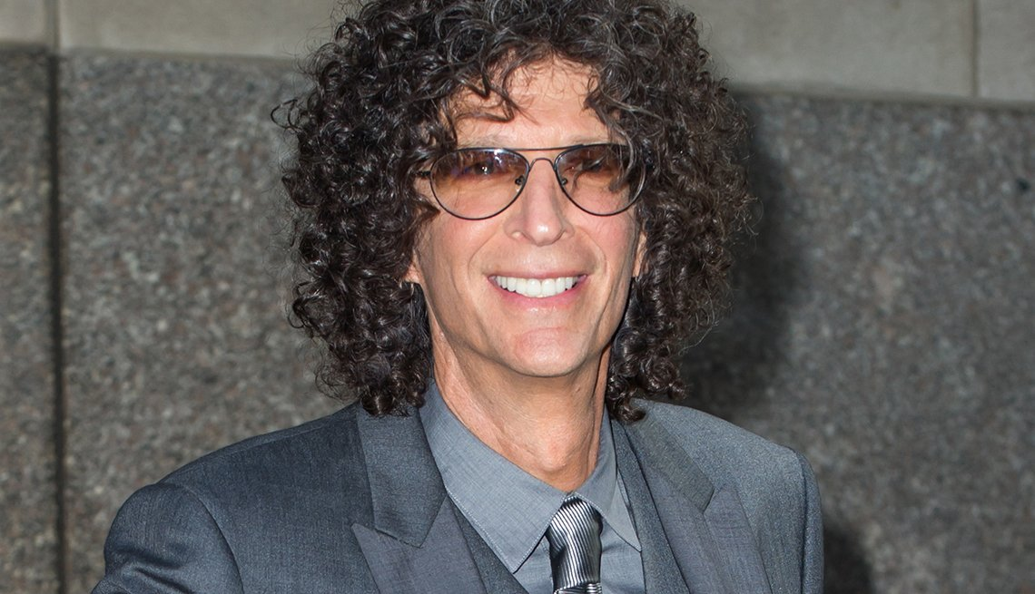 Howard Stern, Radio Jockey, January 2014 Celebrity Birthday Milestones