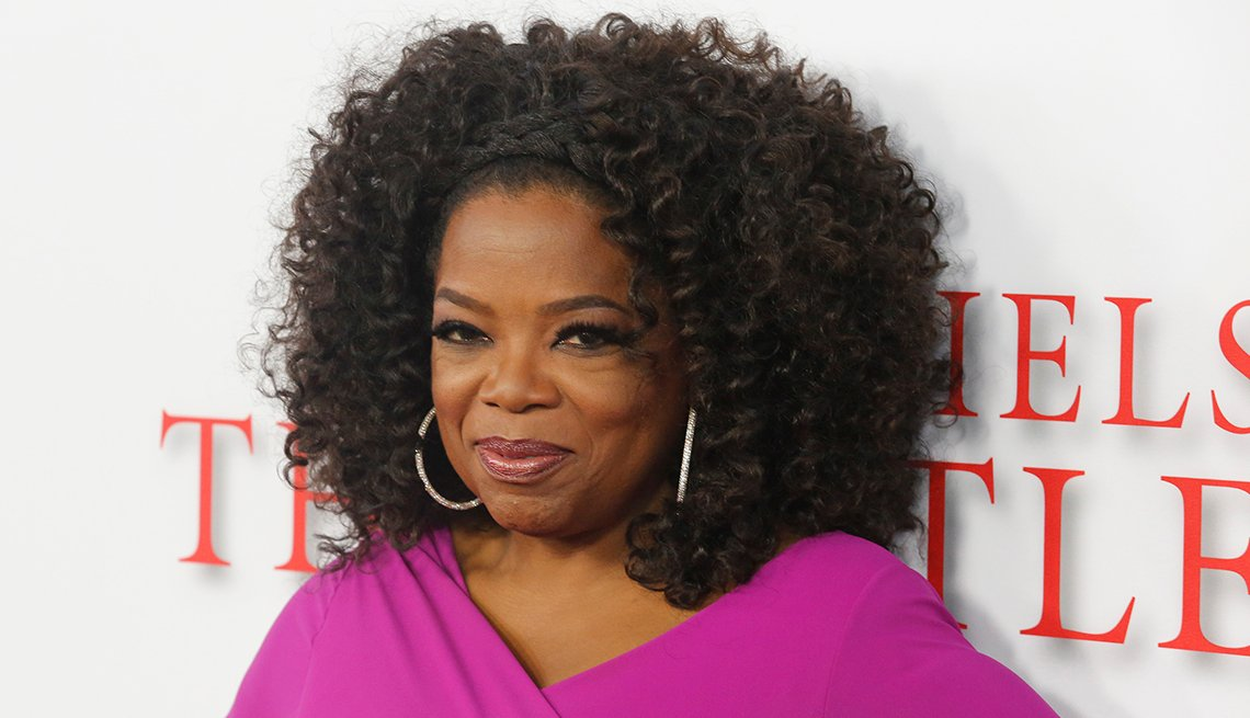 Oprah Winfrey, Television Host, 2014 January Celebrity Birthday Milestones