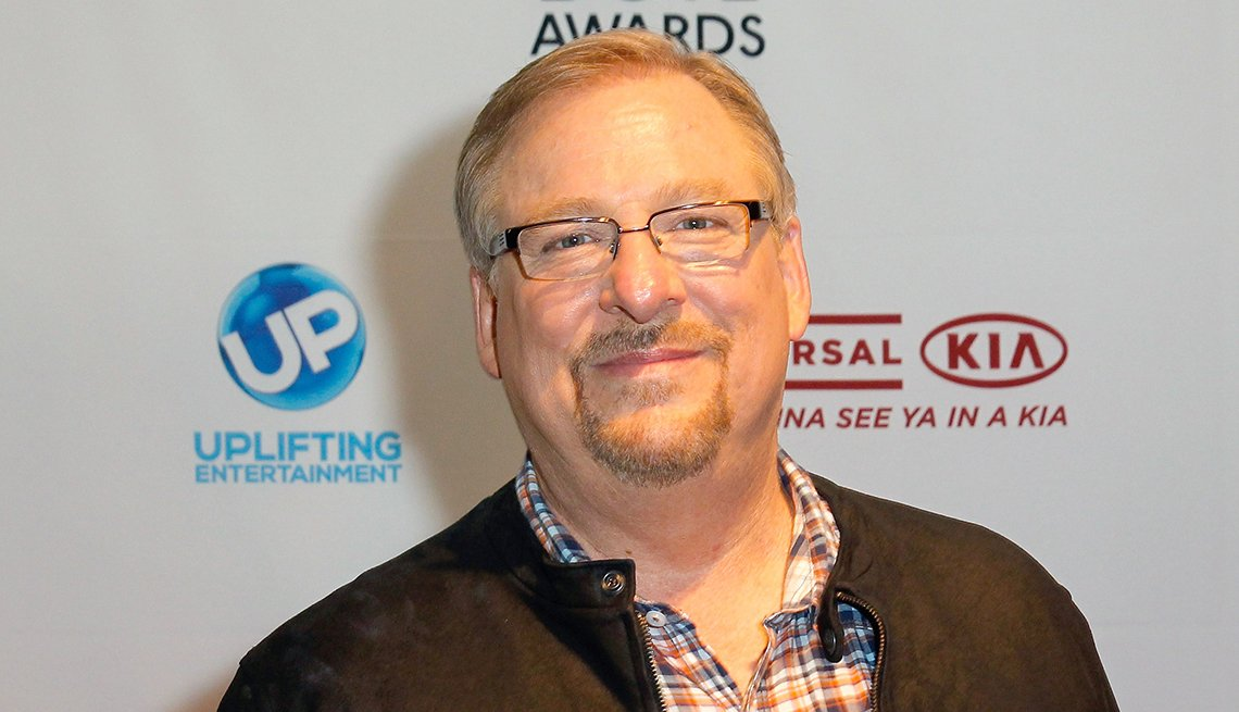 Rick Warren, Pastor, 2014 January Celebrity Birthday Milestones