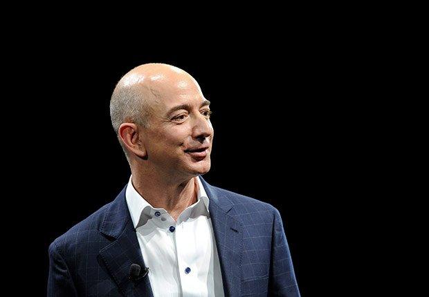 Jeff Bezos, January Milestone Birthdays