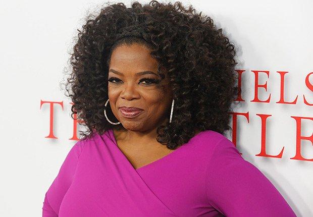 Oprah Winfrey, Cumpleaños en enero