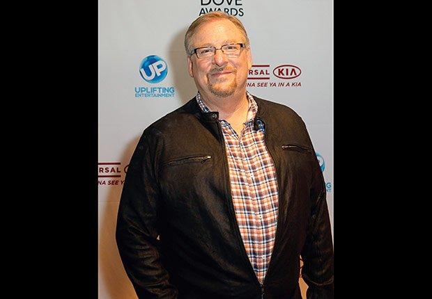 Rick Warren, January Milestone Birthdays