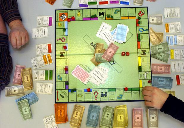 Monopolio - Juega tus juegos favoritos de mesa en tu computador