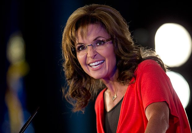 Sarah Palin cumple 50 años en febrero - Cumpleaños de Febrero