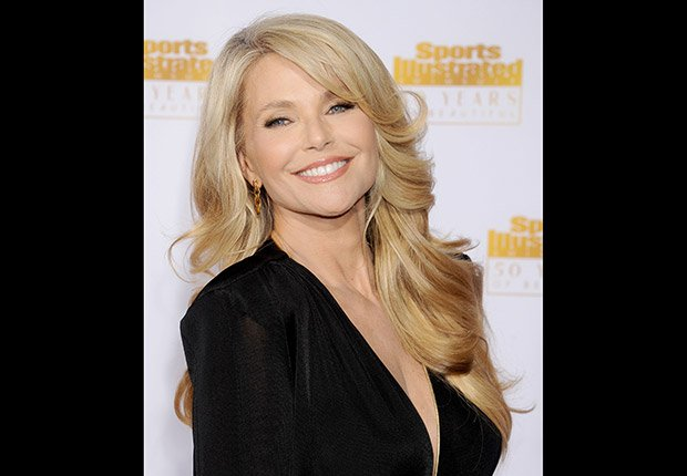 Christie Brinkley, 50. February Milestone Birthdays.