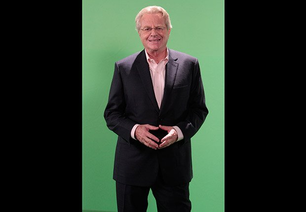 Jerry Springer, 70. February Milestone Birthdays.
