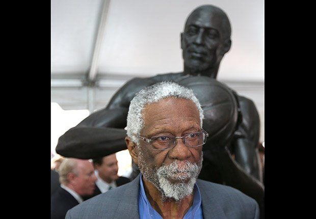 Bill Russell, 80. February Milestone Birthdays.