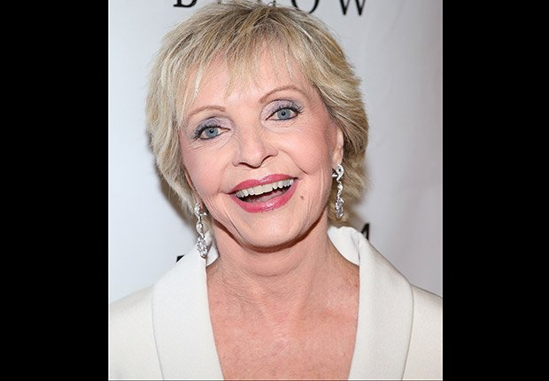 Florence Henderson, 80. February Milestone Birthdays.