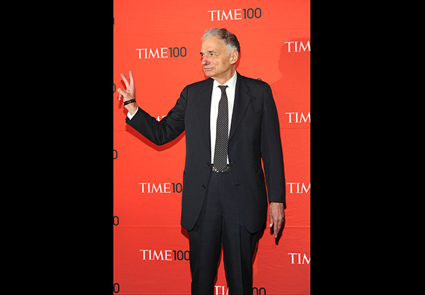Ralph Nader, 80. February Milestone Birthdays.