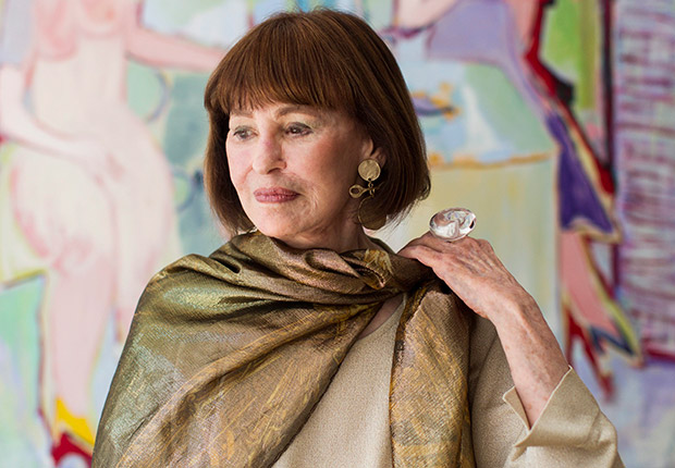 Gloria Vanderbilt, 90. February Milestone Birthdays.